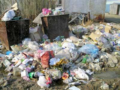 Нас лишат Евро-2012 года из-за мусора?