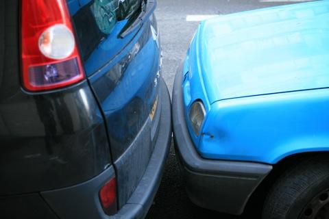 Парижская парковка