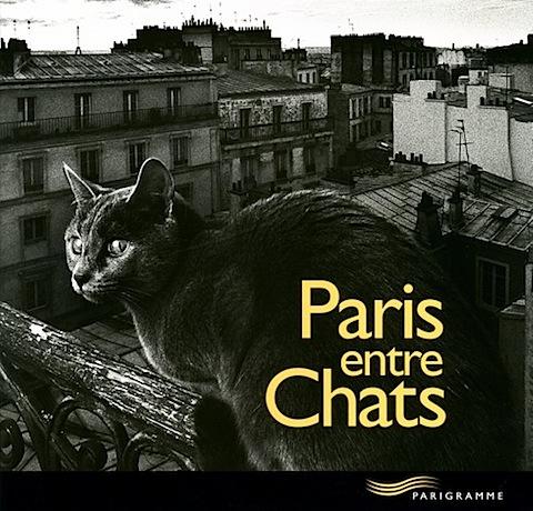 Paris entre Chats Парижские коты