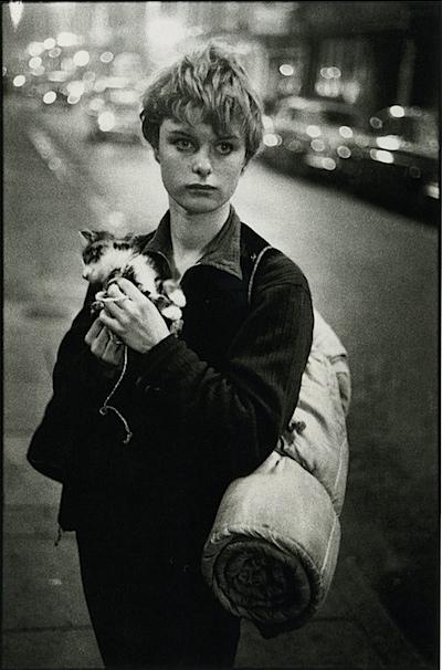 Bruce Davidson. England / Scotland 1960