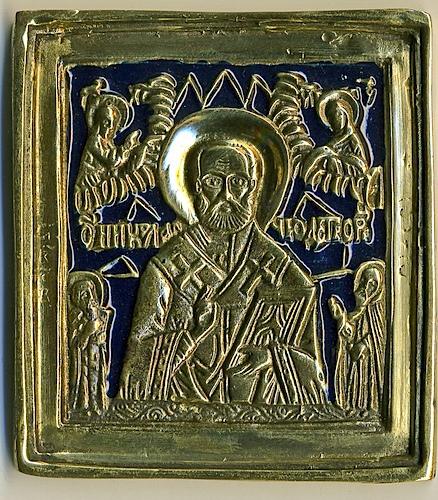 ... Чудотворец. Старообрядческая икона: nektolukas.ru/bez-rubriki/nikolaj-chudotvorec