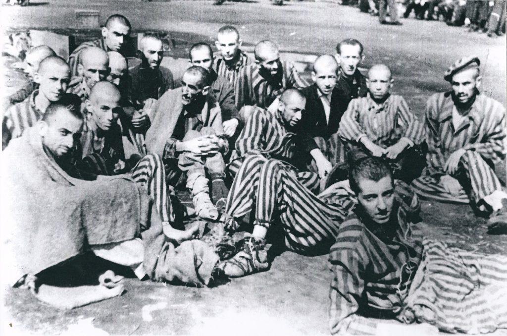 Робер Деснос в концлагере Терезин